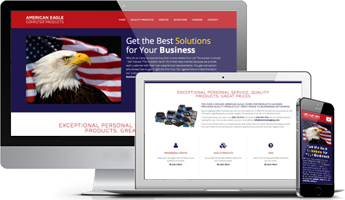 American Eagle Computer Products | Specializing in Imaging